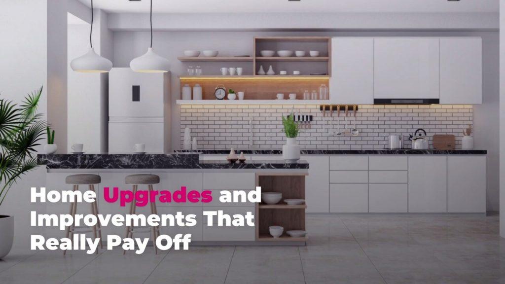 Immobilien-Upgrades, die sich auszahlen